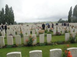 Ypres,Tynecot,Passchendale,Belgium 28th June 3rd July 2016 164