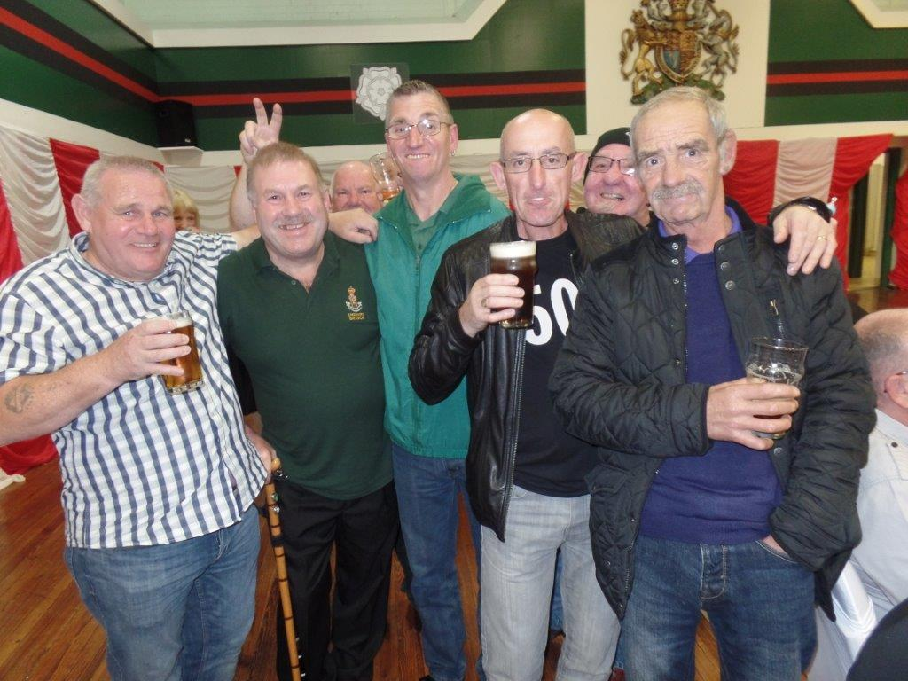 Green Howards Reunion.T.A Centre Stockton Rd.Fri 14th Oct 105