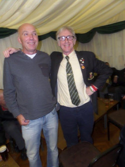 Green Howards Reunion,Scarborough Thu 16th Mon 20th Oct  2014 357