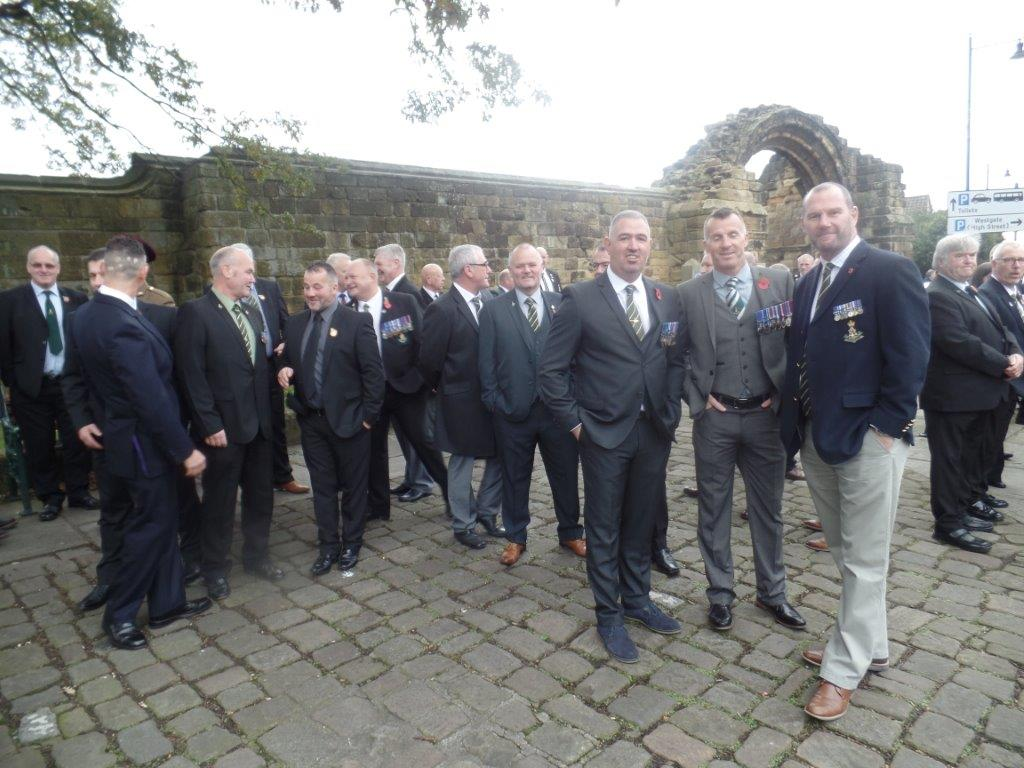 Kenny McGraths Funeral.Guisbrough Priory Wed 1st Nov 2017 047