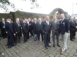 Kenny McGraths Funeral.Guisbrough Priory Wed 1st Nov 2017 047