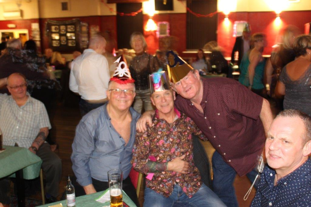 Green Howards Xmas Party.Longlands.(Cannon Cam).Sat 2nd Dec 2017 003