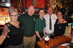 Green Howards Reunion Sun 8th Oct 2017 T.A Centre +Don Bar 206