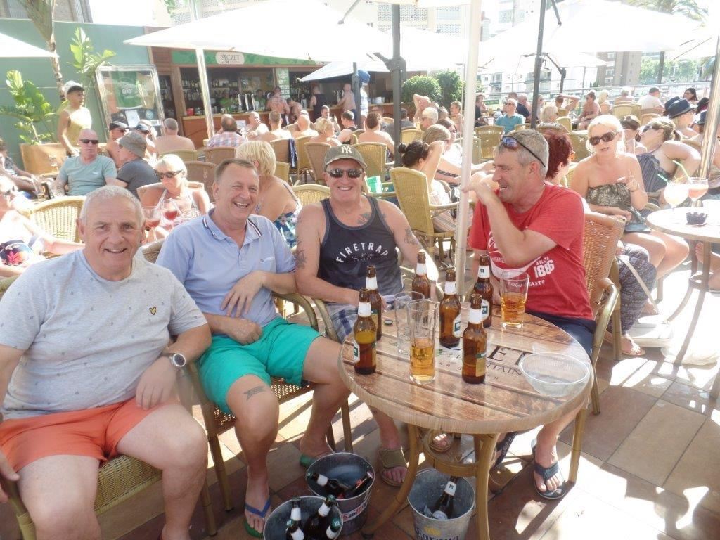 Green Howards.Benidorm Fun In The Sun.Mon 28th,Mon 4th June 2018 154