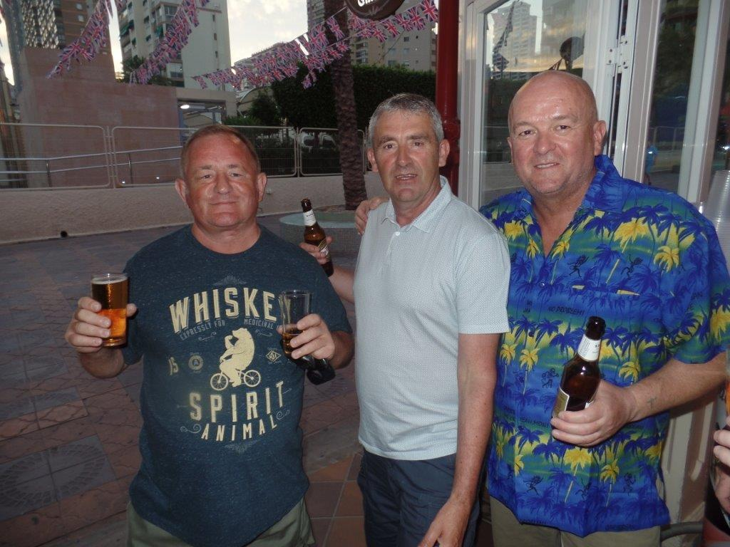 Green Howards.Benidorm Fun In The Sun.Mon 28th,Mon 4th June 2018 481