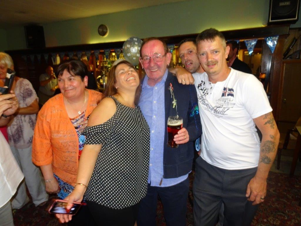 Johno's Surprise 60th Birthday Chester 24th June 2017 016