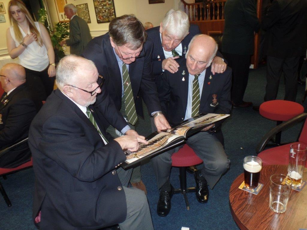 Green Howards Reunion,T.A  Centre Stockton Rd,Sat 15th Oct 2016 054