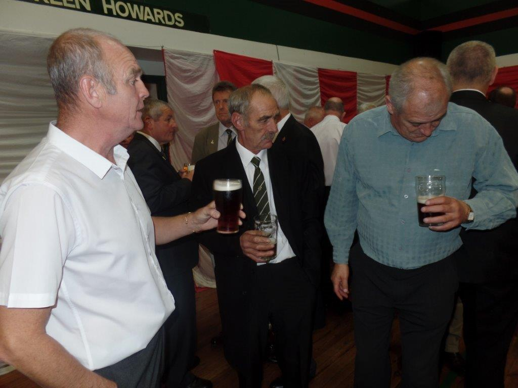 Green Howards Reunion,T.A  Centre Stockton Rd,Sat 15th Oct 2016 003
