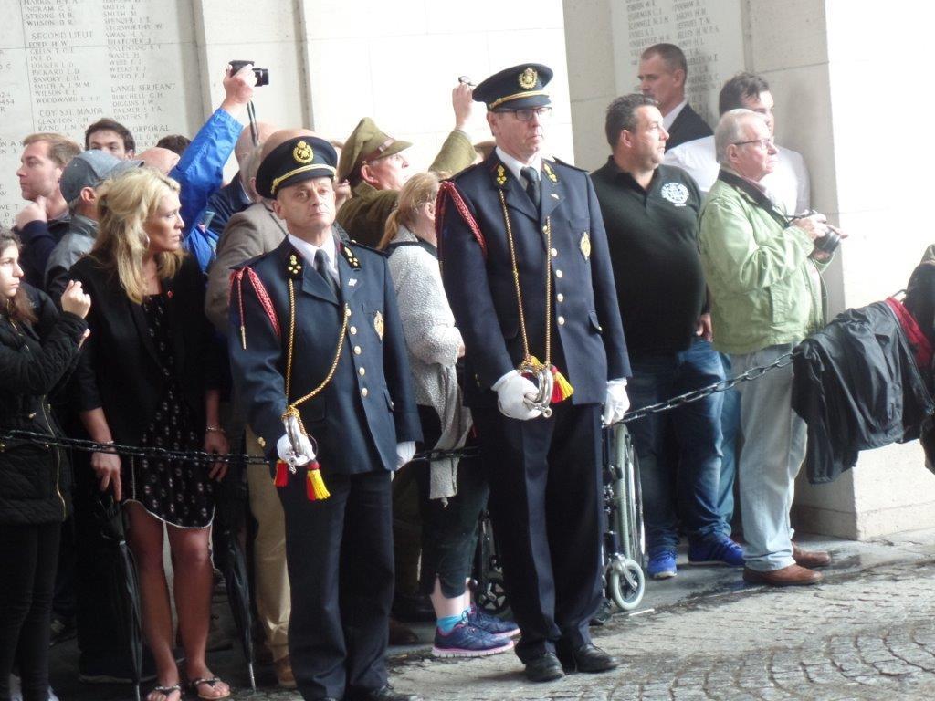 Ypres,Tynecot,Passchendale,Belgium 28th June 3rd July 2016 382