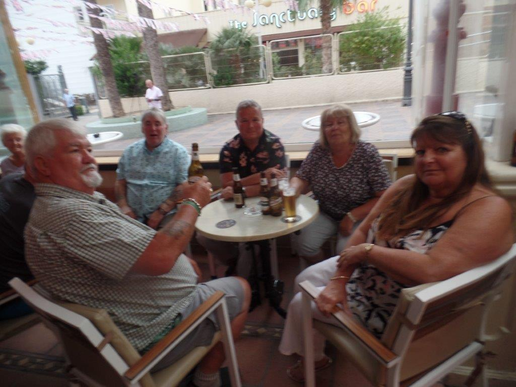 Green Howards Benidorm.Fun In The Sun.Mon 28th Mon 4th June 2018 006