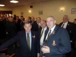 Kenny McGraths Funeral.Guisbrough Priory Wed 1st Nov 2017 138