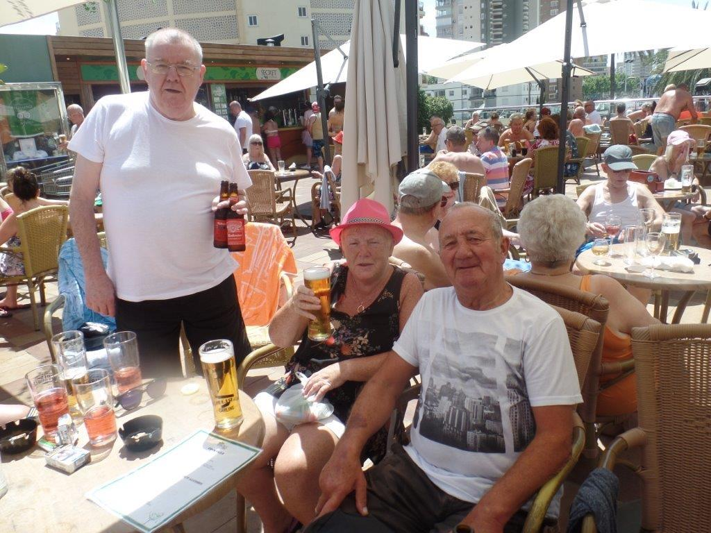 Green Howards.Benidorm Fun In The Sun.Mon 28th,Mon 4th June 2018 346