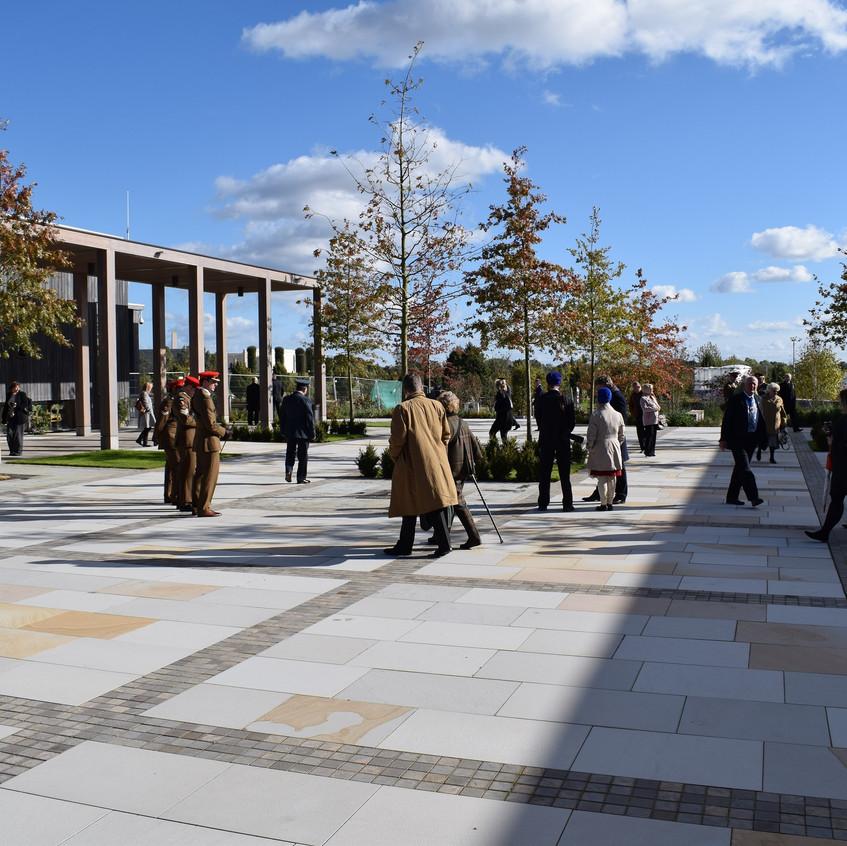 NMA Heroes Square