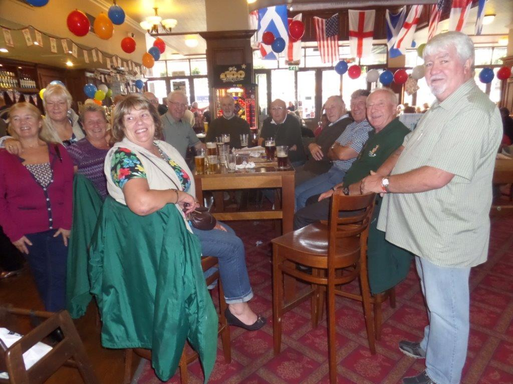 Green Howards Reunion,Scarborough Thu 16th Mon 20th Oct  2014 048