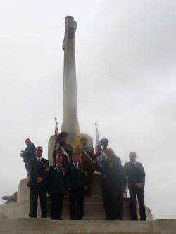 Ypres,Tynecot,Passchendale,Belgium 28th June 3rd July 2016 160