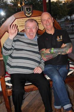 Green Howards Reunion Sun 8th Oct 2017 T.A Centre +Don Bar 216