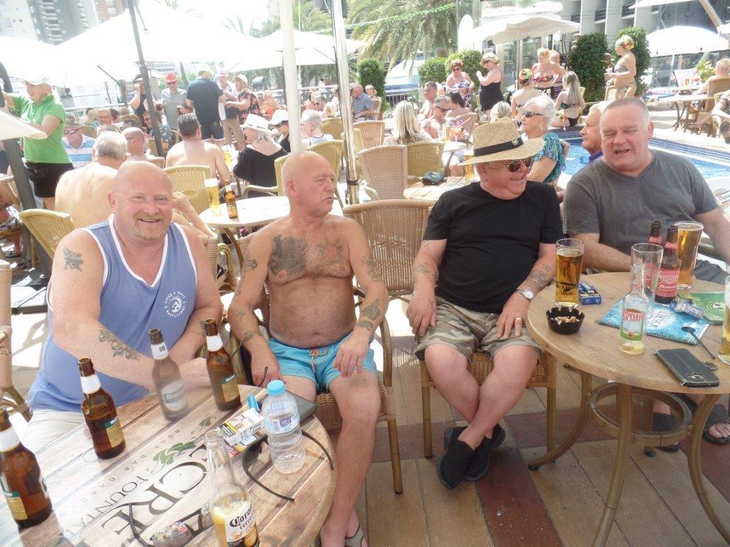 Green Howards.Benidorm Fun In The Sun.Mon 28th,Mon 4th June 2018 376