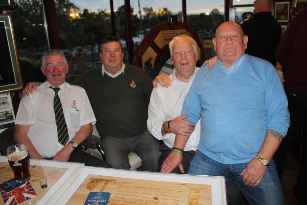 Green Howards Reunion Sun 8th Oct 2017 T.A Centre +Don Bar 222