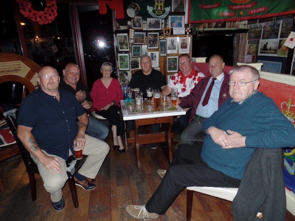 Don War Memorial Bar Stockton,Wed 5th July 2017 022