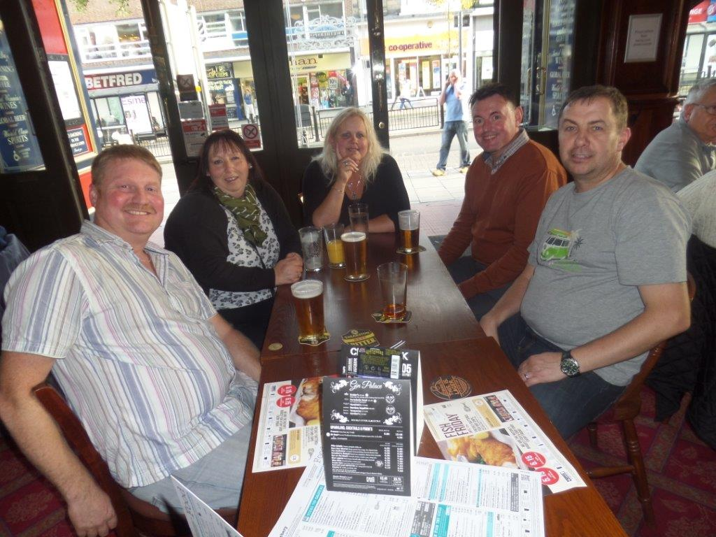 Green Howards Reunion,Scarborough Thu 16th Mon 20th Oct  2014 059