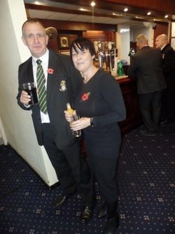 Kenny McGraths Funeral.Guisbrough Priory Wed 1st Nov 2017 115