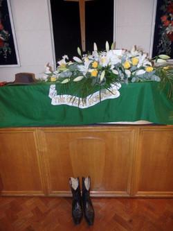 Tex Richardson Funeral,Darlo Crem+Rugby Club.Wed 20th Sept 2017 035