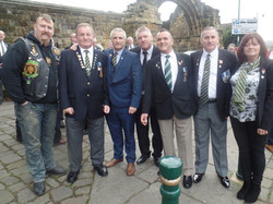 Kenny McGraths Funeral.Guisbrough Priory Wed 1st Nov 2017 292
