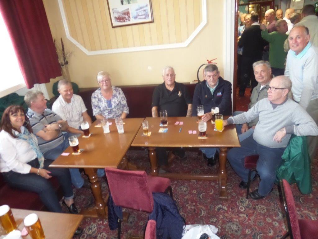 Green Howards Reunion,Scarborough Thu 16th Mon 20th Oct  2014 227