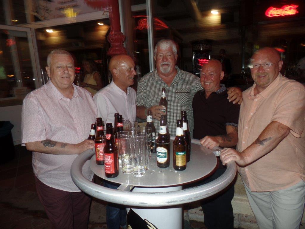 Green Howards Benidorm.Fun In The Sun.Mon 28th Mon 4th June 2018 073
