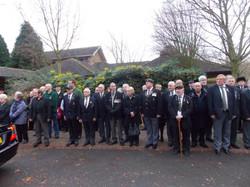 Frederick Leach's Funeral 008