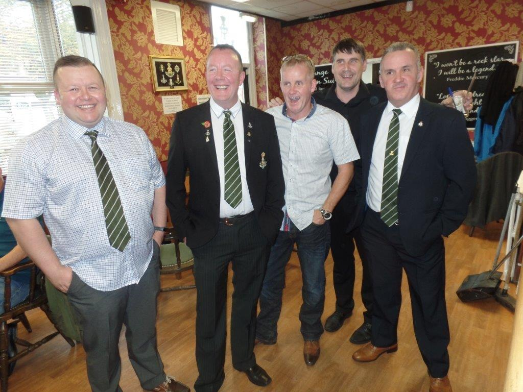 Green Howards Reunion,Lizzy 50th Longlands,Sat 15th Oct 2016 081