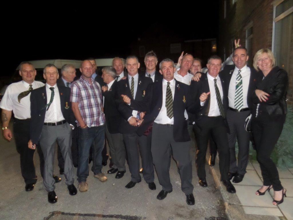 Green Howards Reunion,Scarborough Thu 16th Mon 20th Oct  2014 424