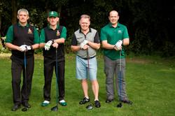 Flight 8, Gary 'Geordie' Armstrong, Bob Purvis, Pete Lynch & Craig Campbell_