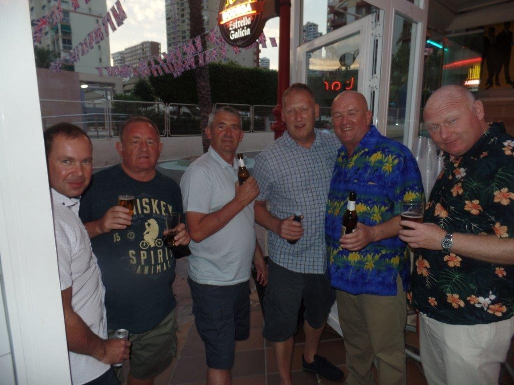 Green Howards.Benidorm Fun In The Sun.Mon 28th,Mon 4th June 2018 482