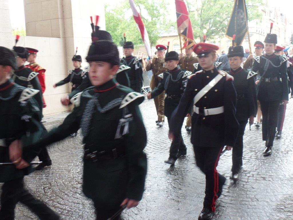 Ypres,Tynecot,Passchendale,Belgium 28th June 3rd July 2016 340