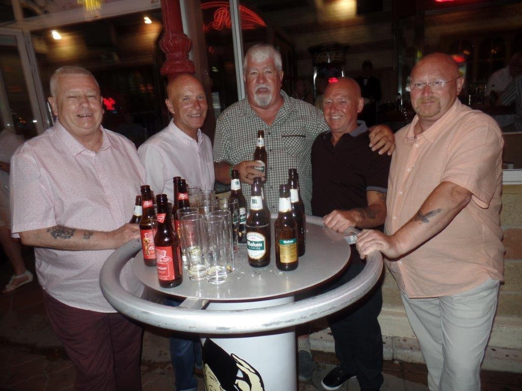Green Howards Benidorm.Fun In The Sun.Mon 28th Mon 4th June 2018 072