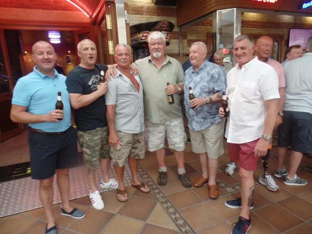 Green Howards.Benidorm Fun In The Sun.Mon 28th,Mon 4th June 2018 442