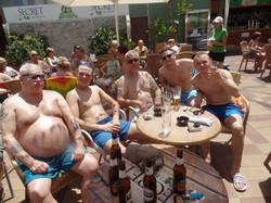 Green Howards.Benidorm Fun In The Sun.Mon 28th,Mon 4th June 2018 323