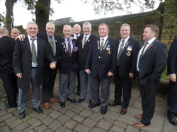 Kenny McGraths Funeral.Guisbrough Priory Wed 1st Nov 2017 053