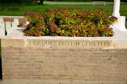 Day 1 Fricourt Cemetery 01