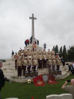 Ypres,Tynecot,Passchendale,Belgium 28th June 3rd July 2016 145