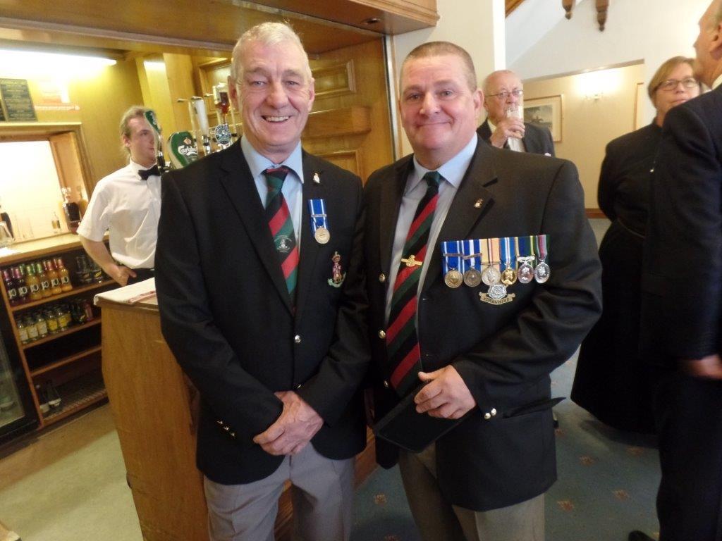 Commemoration To Honour Captain Archie White VC.Boroughbridge 132