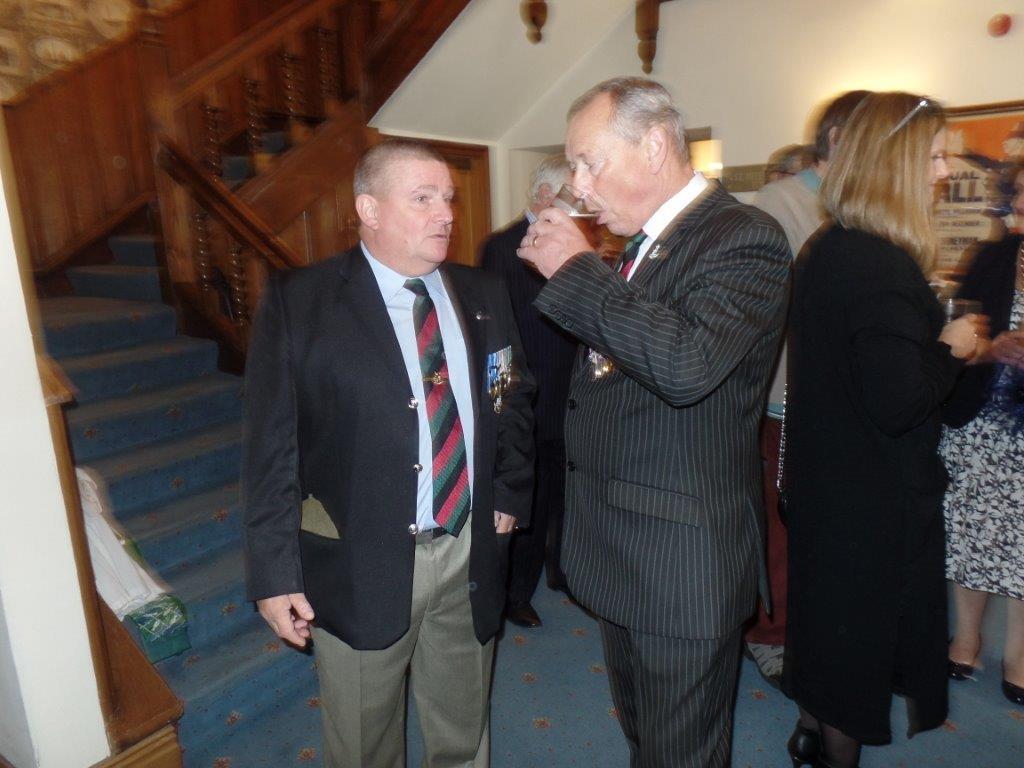 Commemoration To Honour Captain Archie White VC.Boroughbridge 149