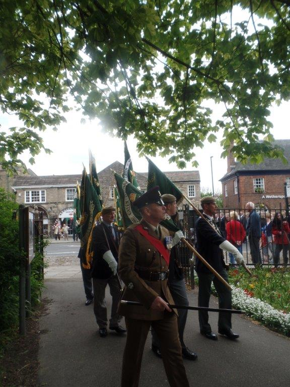 Green Howards Richmond Week-End Friday 13th-Monday 16th May 2016 428