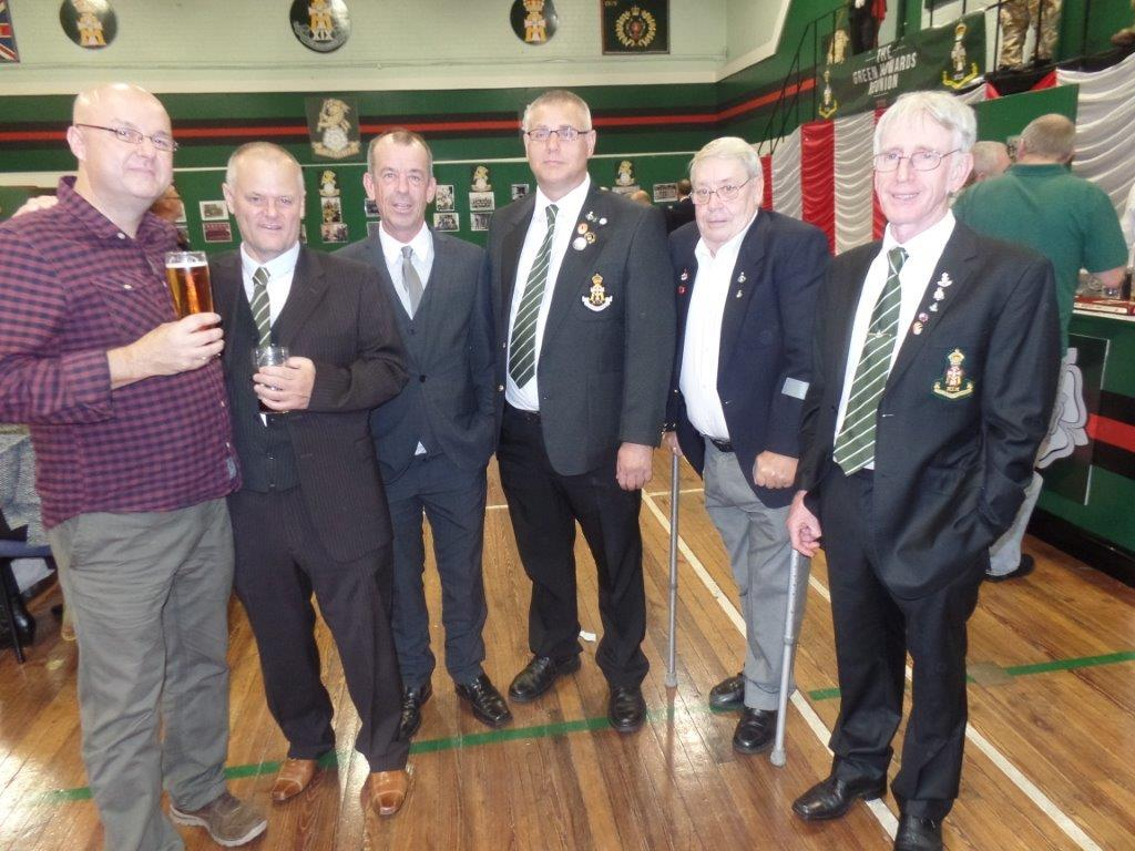 Green Howards Reunion,T.A  Centre Stockton Rd,Sat 15th Oct 2016 136
