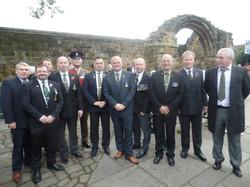 Kenny McGraths Funeral.Guisbrough Priory Wed 1st Nov 2017 060