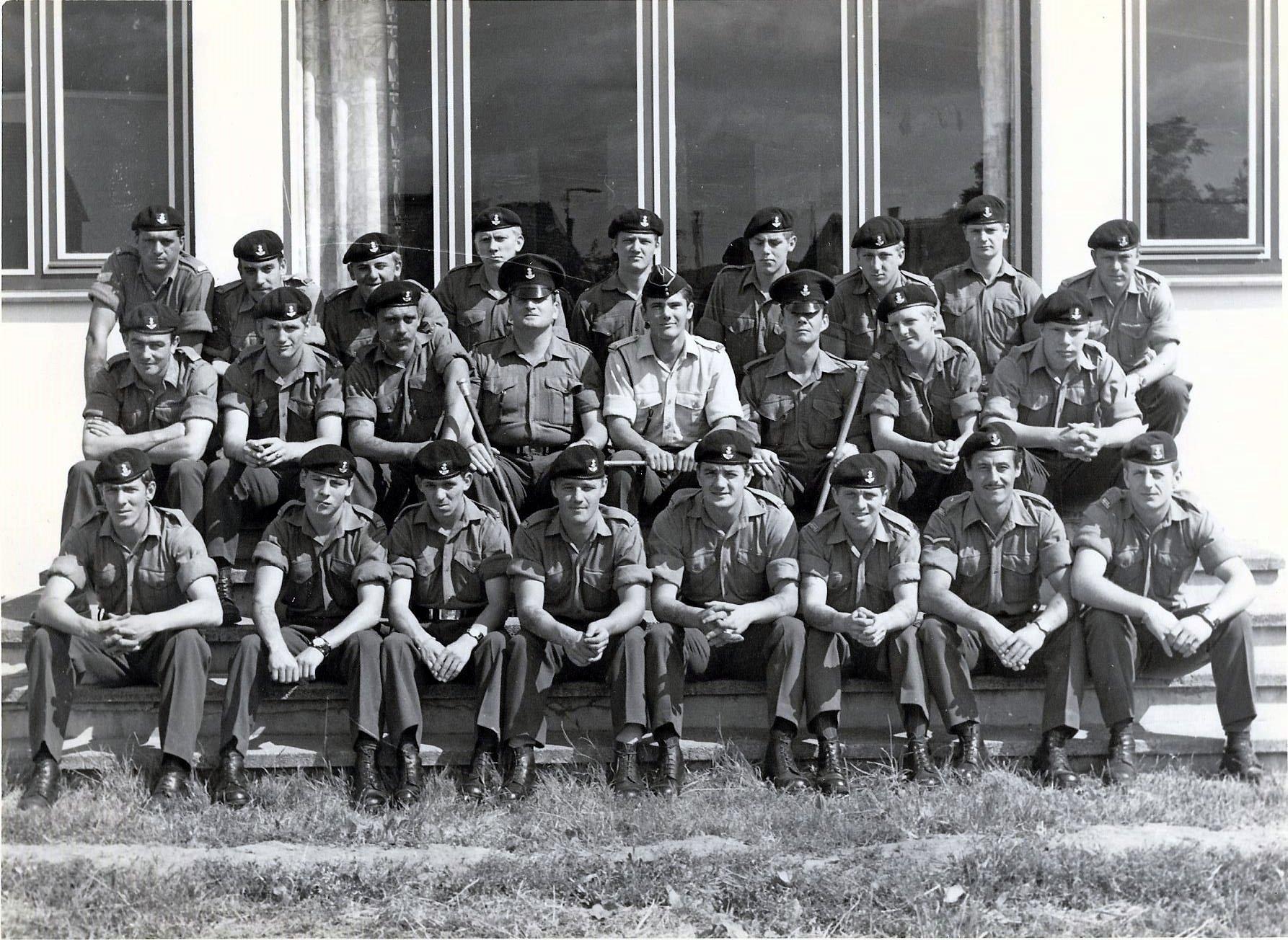 05 - 7 Platoon Minden 1970