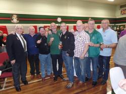 Green Howards Reunion.T.A Centre Stockton Rd.Fri 14th Oct 052
