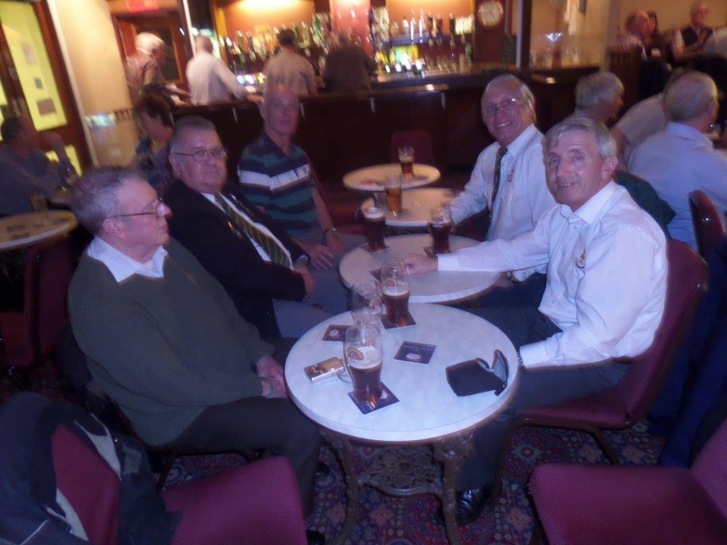 Green Howards Reunion,Scarborough Thu 16th Mon 20th Oct  2014 586