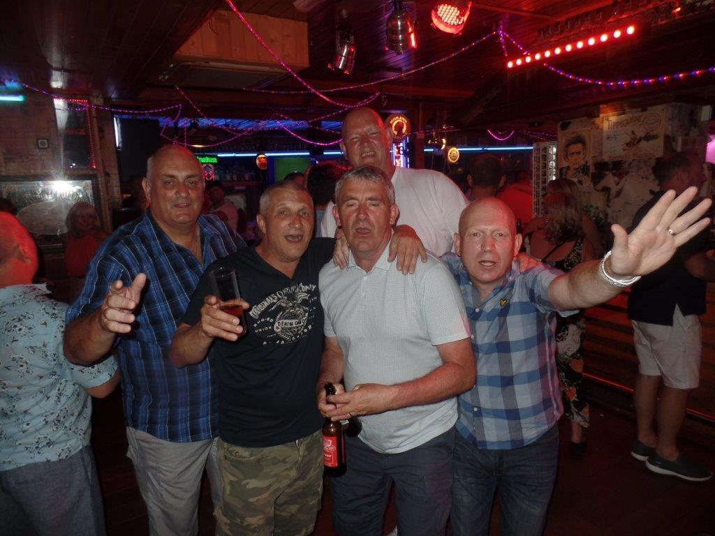 Green Howards Benidorm. Fun In The SunMon 28th May Mon 4th June 127
